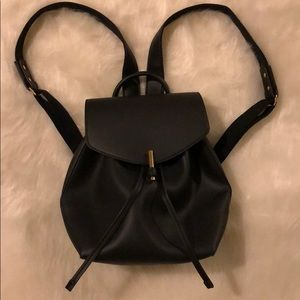 Topshop backpack purse